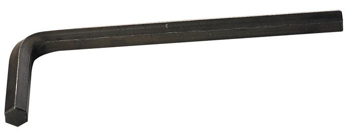 Schroefsleutels 6-kant SW2,5mm zwart geolied