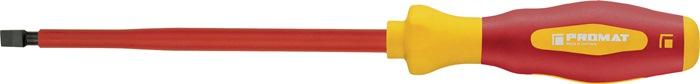 Schr.dr. VDE-geïs. slf. 4x100mm t. le. 211mm rnd. lem. meercomp. h.gr. mt.ind.