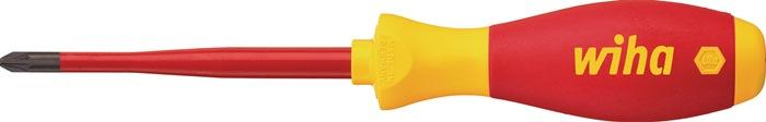 Schr.dr. IEC60900:2004 VDE +/- SL/PZD SW1x80mm t.L191mm mr.cmp.h.gr. SF mt.ind.