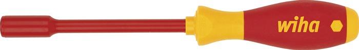 Dpsl. DIN3125 IEC60900:2004 VDE 6k. SW14mm t.L243mm gbr. bi.bo. m.cp.gp. gv.usp.