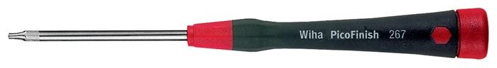 Schr.dr. TX 5x40mm t.L134mm elektr./fijnmech. PicoFinish gr. mt.ind./draaikop