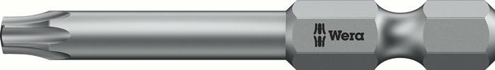 Bit 867/4in TX 20x89mm TORX 20 l.89mm 1/4in zesk.bit taaih.drive C6,3 v.bin.WERA