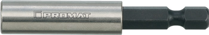 Bith.P829593 DIN3126 ISO1173 1/4in x 1/4in x60mm E6,3 m.mag./borgring m.RVS-huls