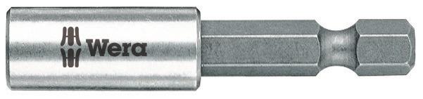 Bith.899/4/1K 1/4in. x 50mm l.50mm 1/4in. 1/4 m.RVS-huls drive D6,3 m.mag.WERA