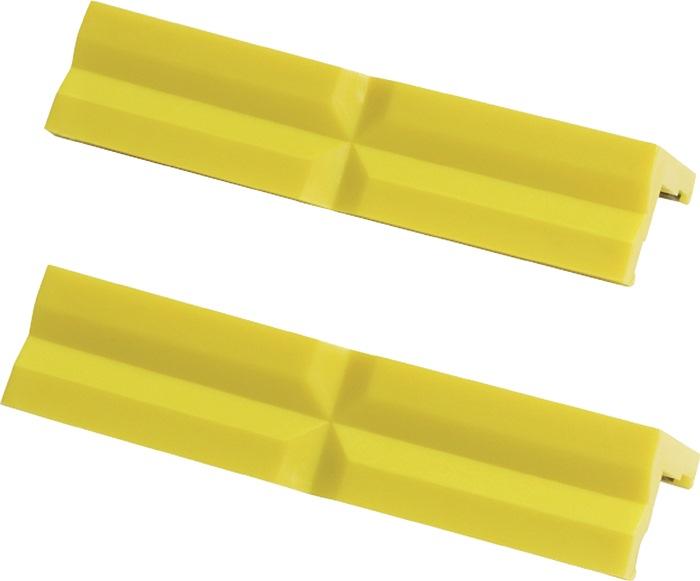 Buis- /beschermbekken maat 100mm ku. m.magneethechting p.paar WABECO