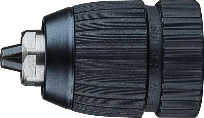Snelspanboorhouder spanw.1-10mm 1/2inch-20 v.rechts-/linksdraaiend RÖHM