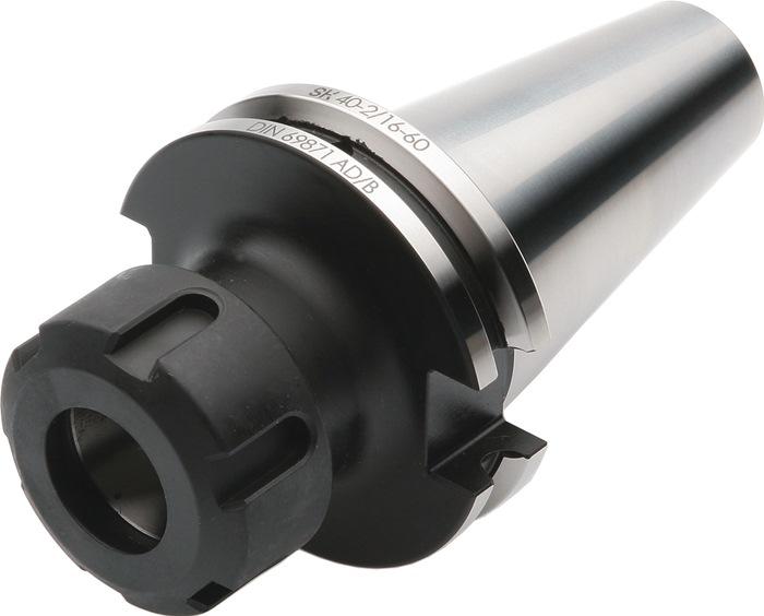 Spantanghouder type ER span-d.1-10mm DIN69871-AD SK40 A63mm PROMAT