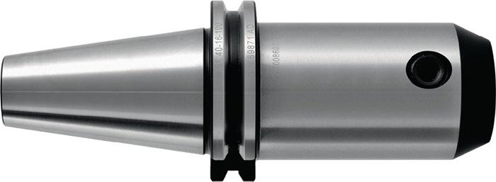 Vlakken-spanhouder Weldon span-d.25mm DIN69871-AD/B SK40 A130mm PROMAT