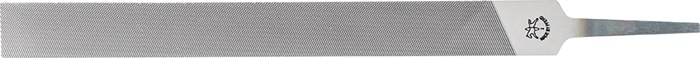 Platstompe vijl DIN7261-A L.150mm kap 2 doorsn. 16x4mm PFERD
