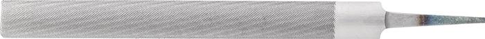 Halfronde vijl DIN7261-E L.200mm kap 1 doorsn. 20x6mm PFERD