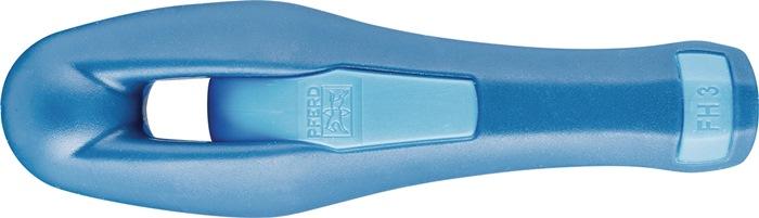 Ergonomisch vijlheft heft-L.110mm v.vijllengte 100-150mm normale angels PFERD