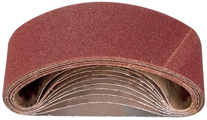 Schuurband korr.150 B.75xL.533mm eindeloos korund PROMAT