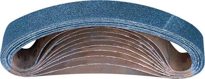 Schuurband eindeloos B.30xL.533mm korr.120 zirkoniumkorund PROMAT