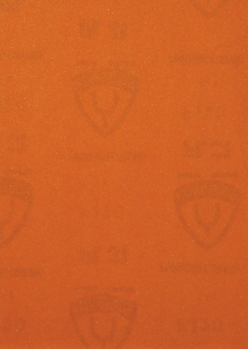 Schuurpapier PL 31 korr.80 grof L./B.280/230mm v.hout/metaal/verf/lak KLINGSPOR