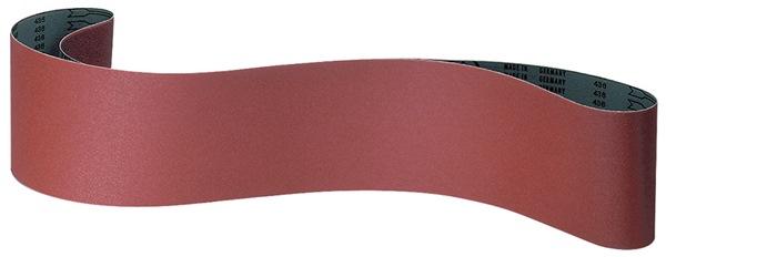 Schuurband CS 310 X B.75xL.2000mm korr.40 dicht gestrooid KLINGSPOR