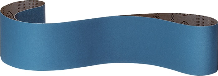 Schuurband CS 411 X 50x2000mm korr.60 zirkoniumkorund KLINGSPOR