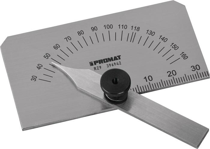 Spiraalboren-slijpmal Hoek 30graden b.160graden PROMAT