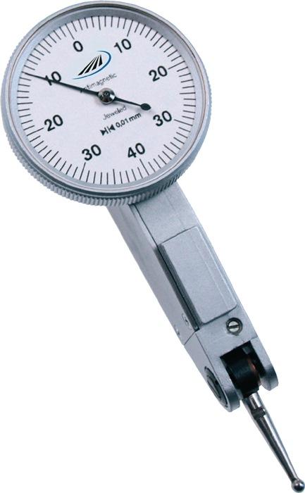 Zwenktaster DIN2270 0,8mm Buitenring 30mm aflezing 0,01mm PREISSER