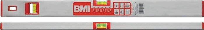 Waterpas EUROSTAR 80cm aluminium BMI