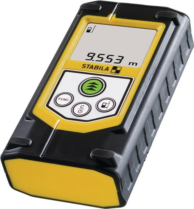 Laser-afstandsmeter LD 320 tot 60m reikwijdte Stabila