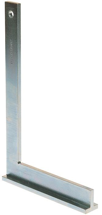 Smidswinkelhaak pootlengte400x230mm m.aanslag PROMAT