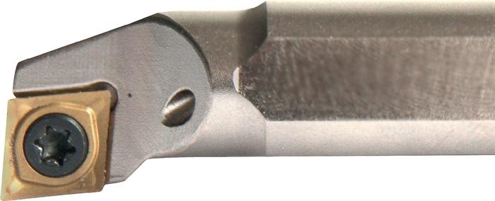 Boorstang A20Q-SCLC 09 rechts vernikkeld m.IK met binnenkoeling PROMAT