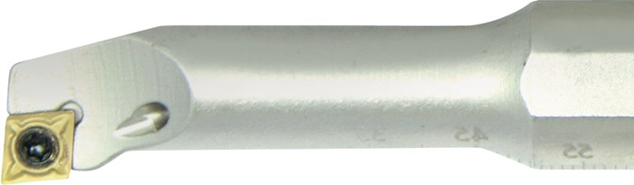 Boorstang A0810L-SCLCR 06 rechts vernikkeld m.IK met binnenkoeling PROMAT
