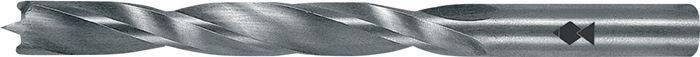Houtspiraalboor Type 013C 6mm HSS tot L.95mm schacht cil. Fisch-Tools