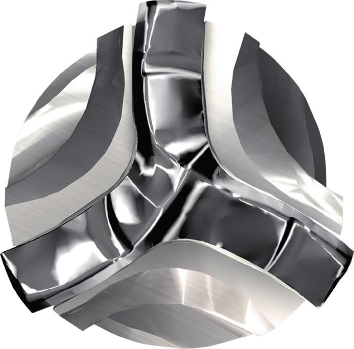 Hamerboorset Multicutter SDS-Plus SDS-Plus 7-delig 5-12mm i.Kst.cass. PROMAT