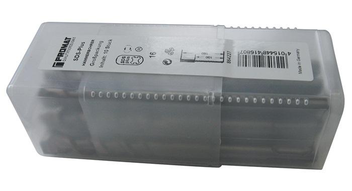 Hamerboor Ï12,0mm SDS-plus Werkl.100mm tot. lengte 160mm Multicutter