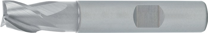 Schachtfrees DIN 6527 K d.12mm VHM 3 sneden kort PROMAT