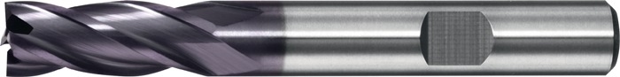 Schachtfrees 6527L d.18mm VHM TiAIN 4 sneden lang PROMAT
