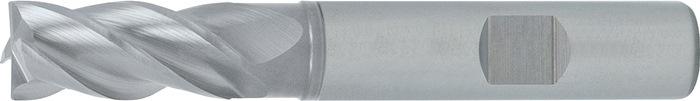 Schachtfrees DIN6527 L d.4mm VHM 4 sneden lang PROMAT