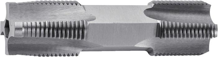 Handdraadtap dubbelzijdig M18 HSSG ruw- en afwerkingstap HEXTAP DS