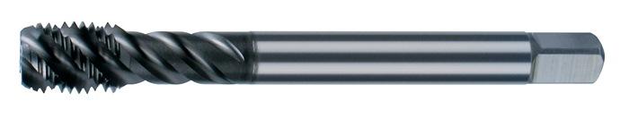 Machinetap DIN374 vorm C-UNI M10x1,25 HSS-Co PM HARDLUBE 6HX PROMAT