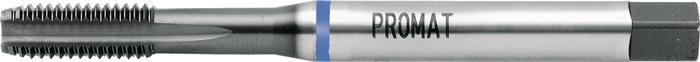 Machinetap DIN371 vorm B-rvs M4 HSS-Co TiCN ISO2 (6H) PROMAT