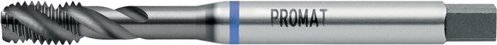 Machinetap DIN371 vorm C-rvs M10 HSS-Co TiCN ISO2 (6H) 40 graden PROMAT