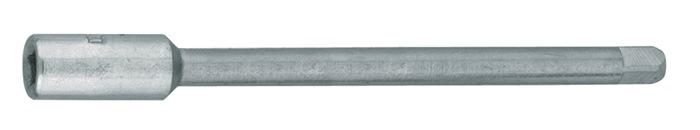Gereedschapsverlenging DIN377 4KT 8mm Zink PROMAT