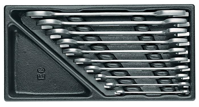 Gereedschapsmodule 10dlg. B.157,5xD.310mm