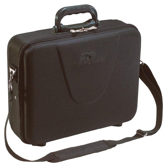 Gereedschapskoffer PC 100 E uitneembare gereedschapstableaus m.draaggreep/riem