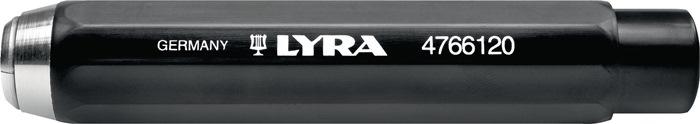 Krijthoud. 4766120 v.krijt van d. 11-12mm lengte 115mm 8-kantig van ku. LYRA