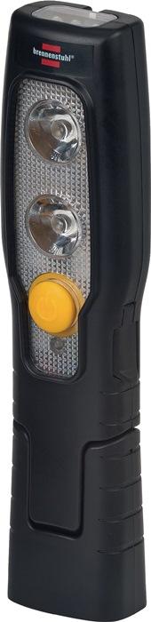 LED-acculooplamp HL SA 23 MH 2+3LEDs 78+12lm Li-ion-accu 2,5h lichtduur 6000K