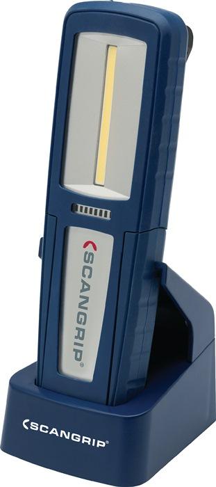 LED-accuwerklamp UNIFORM COB LED/spot 150/300lm 3,7V/2200 mAh Li-ion-accu