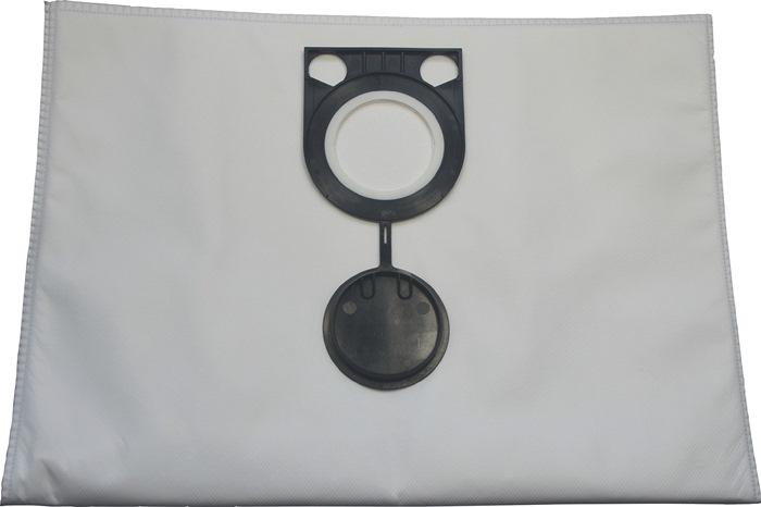 Vliesfilterzakken FBV 25-35 v.nat-/droogzuiger container 25-35 liter 5 st/pak