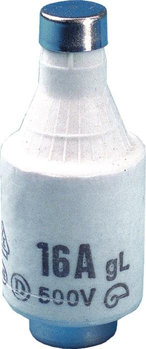 Zekering 35A Diazed E33 500V traag E27/DTII