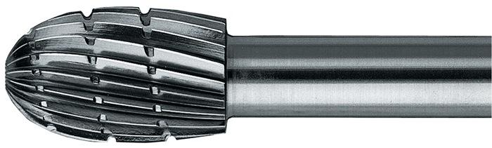 Stiftfrees vorm O TRE 12x20mm schacht-d.6mm HSS vertanding 3 PFERD