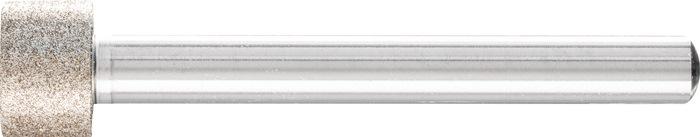 CBN-slijpstift schacht-d.3mm korr.B126 5x5mm cilind. Pferd