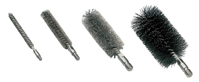 Ronde borstel enkele spiraal d.32mm OSBORN