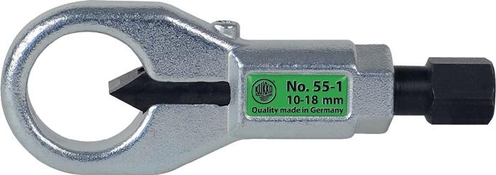 Moerbreker 55-0 mechanisch v.moeren 4-10mm v.openbreken v.vastzittende moeren