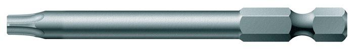 Bit TORX 30l 89mm 1/4inch 6KT Ø6,3 taaihard kaart m. 1 st. 867/4 Z SB